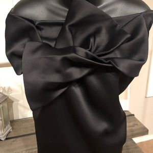 NWT Black Antonio Melani cocktail dress